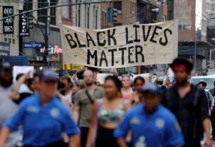 أرشيفية لمظاهرة ضد العنصرية في الولايات المتحدة