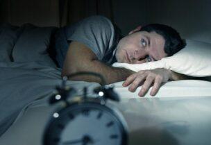 الأرق خلال النوم