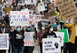 الاحتجاجات انطلقت في معظم الولايات الأمريكية ضد العنصرية