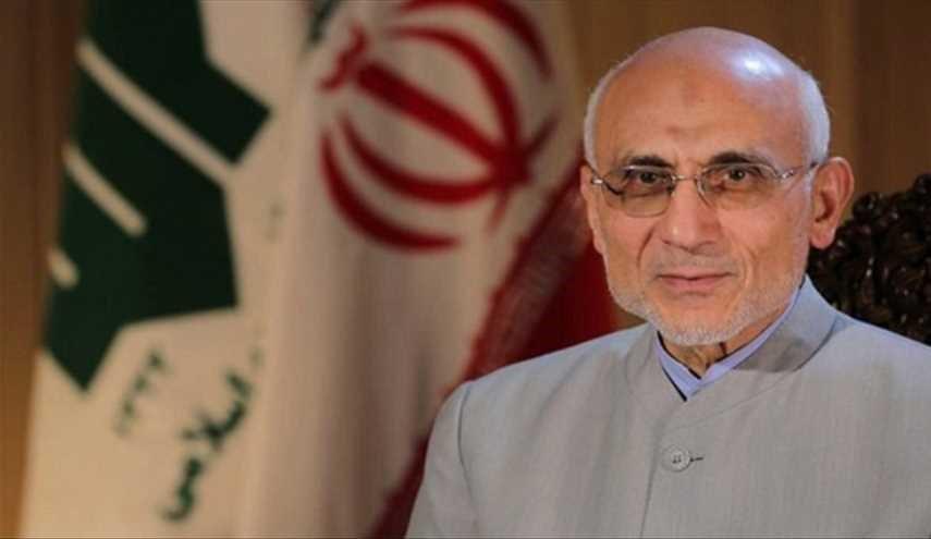 النائب الإيراني مصطفى مير سليم