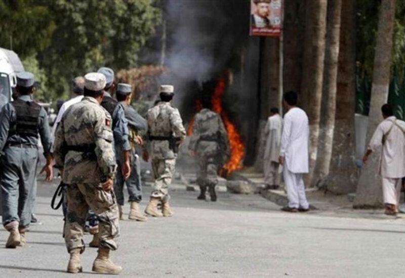 انفجار في كابول - أرشيفية