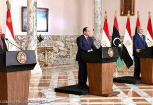ترحيب عربي ودولي بمبادرة السيسي لانهاء الصراع في ليبيا