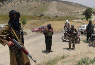 عناصر من طالبان- أرشيفية