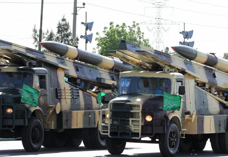 صواريخ إيرانية (أرشيفية)