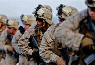 جنود أمريكان