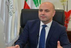 نائب رئيس الحكومة السابق غسان حاصباني