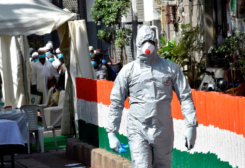 ارتفاع قياسي في وفيات كورونا بالهند