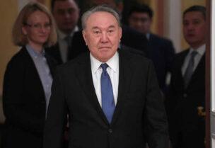 زعيم كازاخستان التاريخي