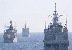 الجيش اليوناني يتأهب لمواجهة تركيا شرقي المتوسط
