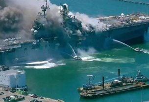 السفينة الحربية بونهوم ريتشارد