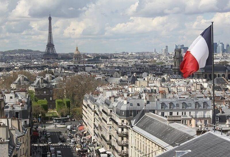 العاصمة الفرنسية - باريس
