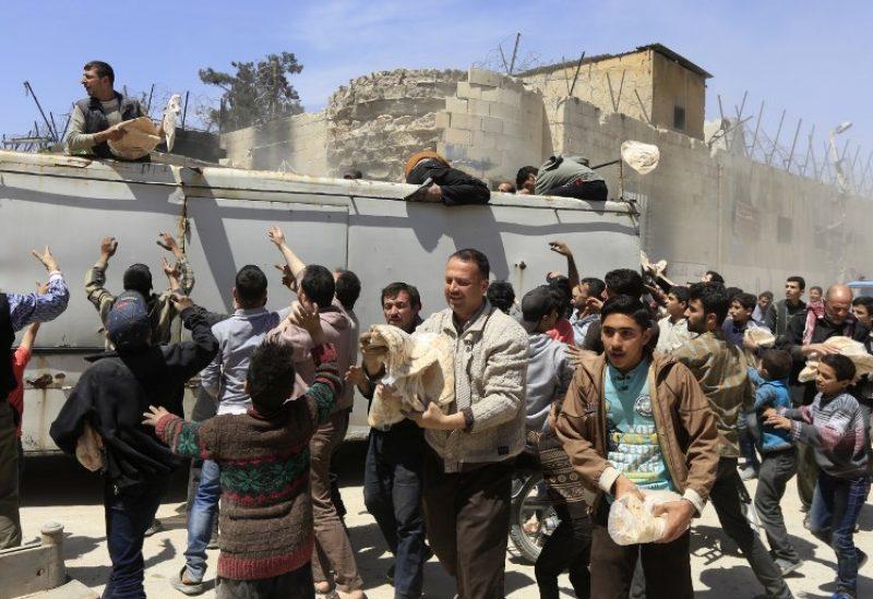 تفاقم أزمة الخبز في سوريا بعد فرض العقوبات