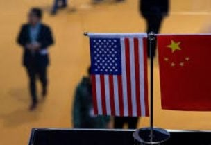 توتر العلاقات بين الصين وأمريكا
