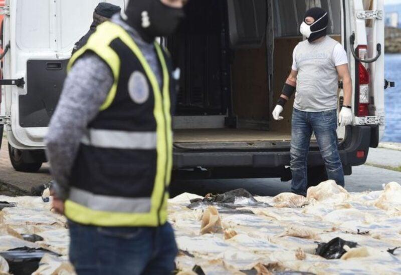 ضبط شحنة مخدرات في كولومبيا في طريقها لبنما