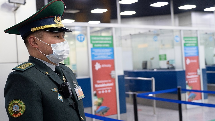 كازاخستان مازالت تعاني من انتشار فيروس كورونا