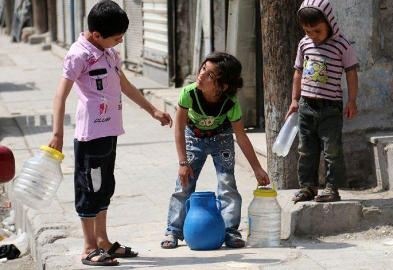 ملايين السوريين مهددين بالعطش بسبب تقليص مياه نهر الفرات
