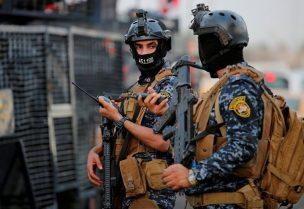 قوات أمنية في العراق