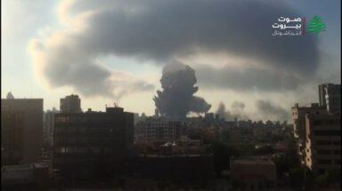 آخر مستجدات التحقيق في إنفجار مرفأ بيروت
