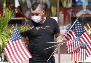 أمريكا تواصل تسجيل إصابات جديدة بكورونا