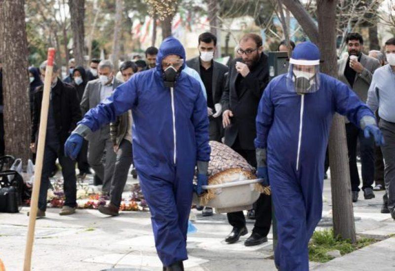 إيران تسجل وفيات جديدة بفيروس كورونا
