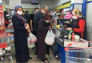 ارتفاع إصابات كورونا في تركيا
