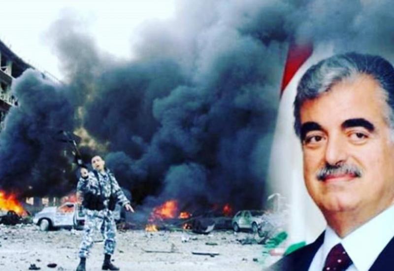 اغتيال الرئيس الشهيد رفيق الحريري