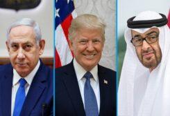 الاتفاق الاماراتي الاسرائيلي