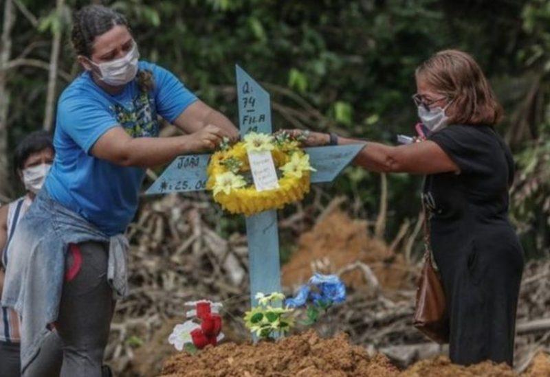 البرازيل تسجل إرتفاع بإصابات كورونا