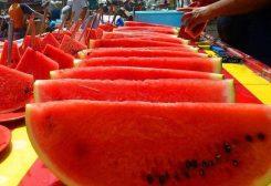 البطيخ له فوائد عديدة