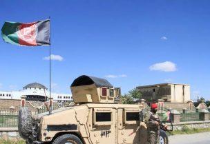 الجيش الأفغاني- أرشيفية
