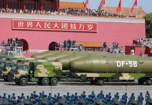 الصين طورت من قدراتها النووية بشكل كبير