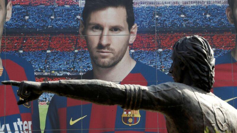 الكشف عن تفاصيل عقد ميسي مع برشلونة