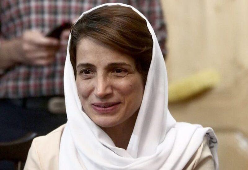 الناشطة الإيرانية نسرين ستوده