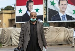 النظام السوري يتكتم على العدد الحقيقي لإصابات كورونا
