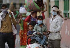 الهند تسجل أرقام قياسية بكورونا