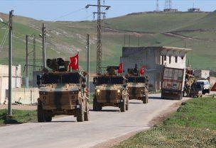 اليات تابعة للجيش التركي - أرشيفية