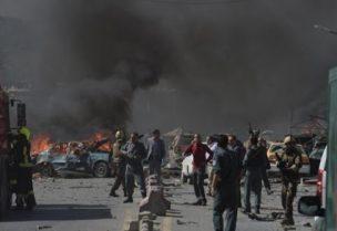 انفجار قنابل عدة خارج مجمع سجون شرق أفغانستان