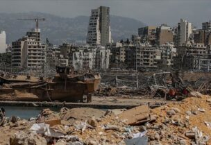 انفجار مرفأ بيروت