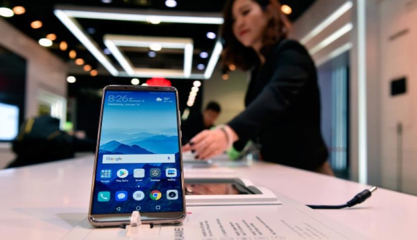 تراجع مؤشرات الهواتف في الصين