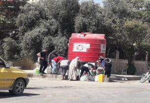تركيا تحرم السوريين من المياه اصالحة للشرب