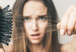 تساقط الشعر مؤشر خطير لعدة أمراض