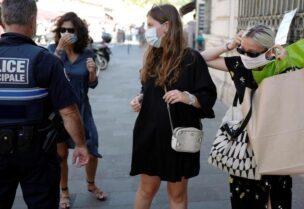 تفشي فيروس كورونا في فرنسا