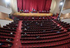 جلسة مجلس النواب في قصر الأونيسكو