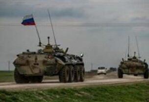 دورية للجيش الروسي في سوريا - أرشيفية