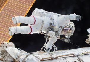 رائد فضاء -أرشيفية