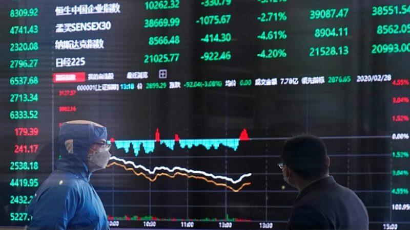 ركود بالاقتصاد العالمي بسبب كورونا