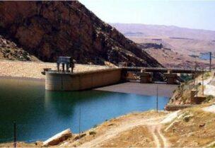 سد دربنديخان شمال العراق - أرشيفية
