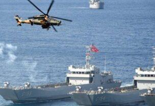 سفن حربية تركية - أرشيفية