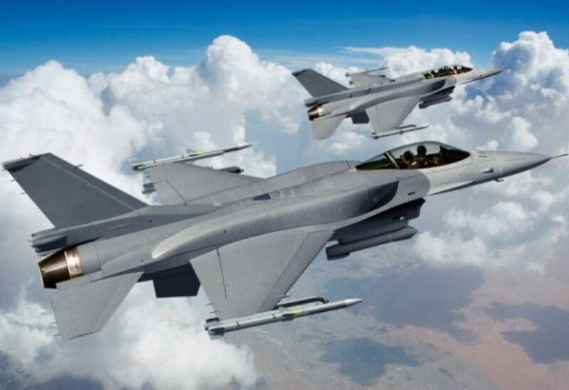 طائرات أف16 الأمريكية - أرشيفية