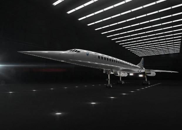 طائرة بضعف سرعة الصوت